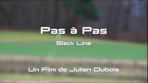 Slack Line - Pas à Pas (5m)